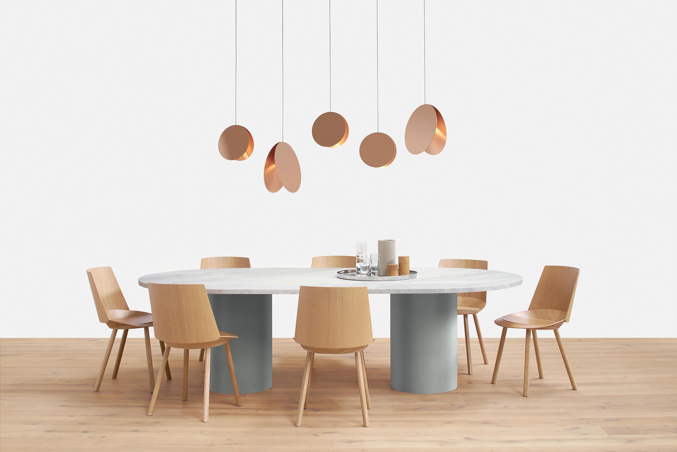 انواع میز های ناهار خوری