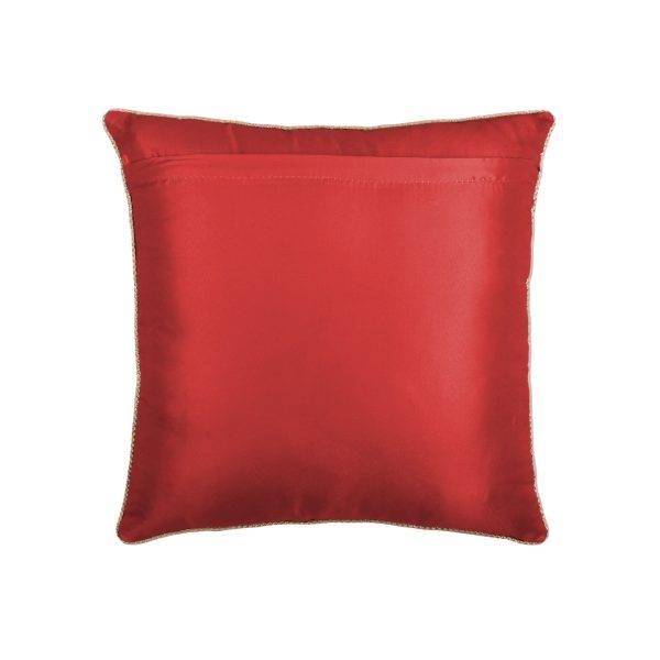 کاور کوسن مدل شاهسوند رنگ قرمز