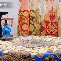 رومیزی سنگ دوزی لیست جهاز عروس